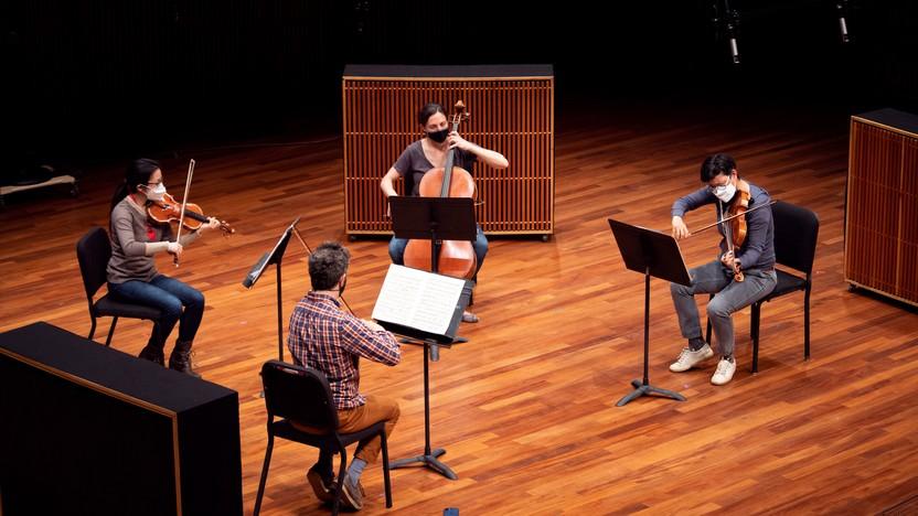 Dvorak Serenade for Strings 2021
