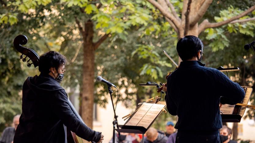 Spring 2021 Outdoor Concert